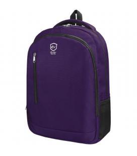 Mochila e-vitta discovery backpack para portátiles hasta 16'/ púrpura