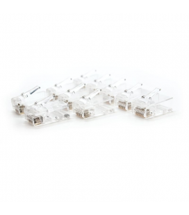Conector rj45 nanocable 10.21.0102-50/ cat.5e/ 50 uds - Imagen 1