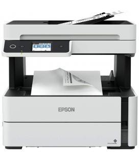 Multifunción recargable monocromo epson ecotank et-m3140 fax/ dúplex/ blanca