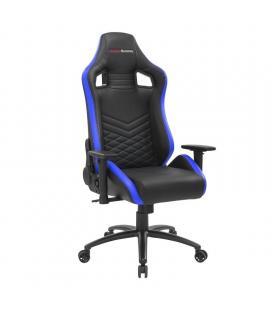 Silla gaming mars gaming mgcx neo/ azul y negra