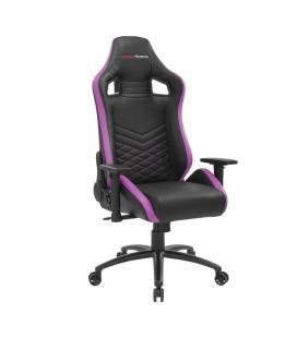 Silla gaming mars gaming mgcx neo/ púrpura y negra