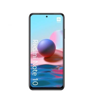 """Smartphone Xiaomi Redmi Note 10 4GB/ 64GB/ 6.43""""/ Gris Ónix"""