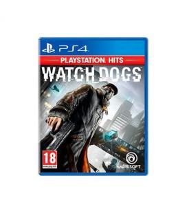 JUEGO SONY PS4 WATCH DOGS HITS WDHPS4
