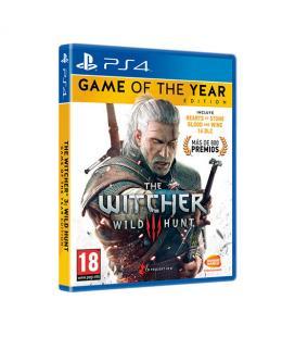 JUEGO SONY PS4 THE WITCHER 3: WILD HUNT GOTY