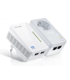 POWERLINE WIFI TP-LINK AV600 KIT 2 UDS