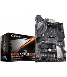 PB GIGABYTE AM4 GA-B450-AORUS-ELITE ATX 4xDDR4 64GB 6xSATA3 DVI-D/HDMI, USB-C