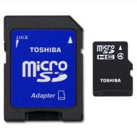 TARJETA MICROSD HC + ADAPTADOR - Imagen 1