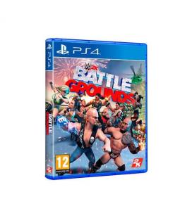 JUEGO SONY PS4 WWE 2K BATTLEGROUNDS WWEBPS4