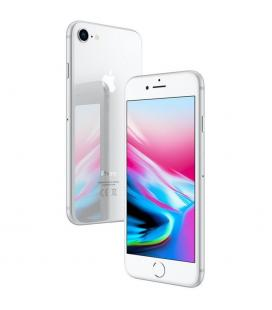 Telefono movil smartphone reware apple iphone 8 256gb silver - 4.7pulgadas - lector huella - reacondicionado - refurbish - grado