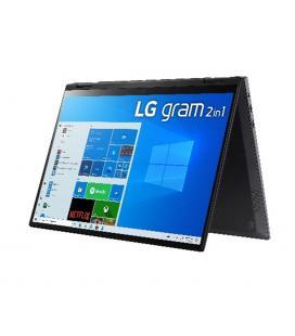 Portatil lg gram 14t90p - g i7 - 1165g7 14pulgadas tactil 16gb - ssd512gb - wifi - bt - w10 - Imagen 1