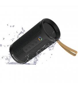 Altavoz portatil tws phoenix - 10w - bluetooth 5.0 - radio fm - aux in - micro sd - bateria 3600mah - ipx5 - Imagen 1
