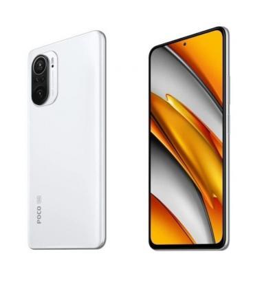 "Smartphone Xiaomi PocoPhone F3 6GB/ 128GB/ 6.67""/ 5G/ Blanco Ártico"