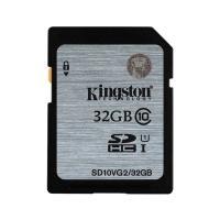 TARJETA SDHC KINGSTON - 32GB - Imagen 1