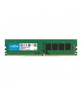 Memoria ddr4 32gb crucial - dimm - 3200 mhz - pc4 25600 cl22 - Imagen 1