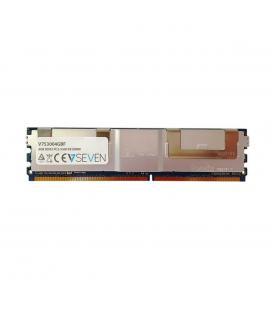 Memoria v7 4gb ddr2 667 mhz pc5300 cl5 ecc server dimm 240pin - Imagen 1