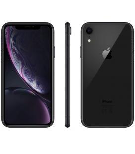 Telefono movil smartphone reware apple iphone xr 128gb black 6.1pulgadas reacondicionado - refurbish - grado a+ - Imagen 1