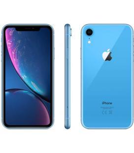 Telefono movil smartphone reware apple iphone xr 128gb blue 6.1pulgadas reacondicionado - refurbish - grado a+ - Imagen 1