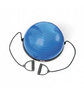 Bola de equilibrio fitness jocca 6215/ azul - Imagen 1