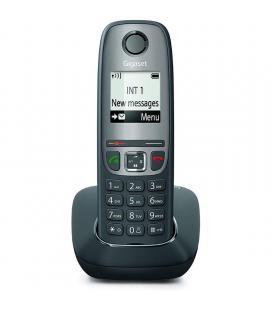 Teléfono inalámbrico gigaset as475/ negro