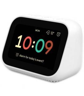 Despertador Inteligente Xiaomi Mi Smart Clock/ Radio/ Puerto de carga USB/ Blanco