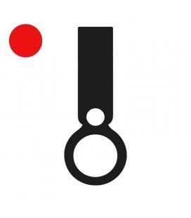 Apple airtag loop cuero/ rojo/ mk0v3zm/a - Imagen 1