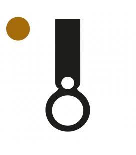 Apple airtag loop cuero/ marrón caramelo/ mx4a2zm/a - Imagen 1