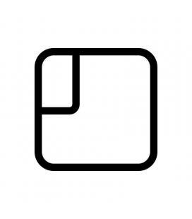 Adaptador de corriente apple usb tipo c 96w/ para macbook pro 16' - Imagen 1