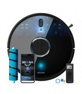 Robot aspirador cecotec conga 7090 ia/ friegasuelos/ autonomía 240 min/ control por wifi