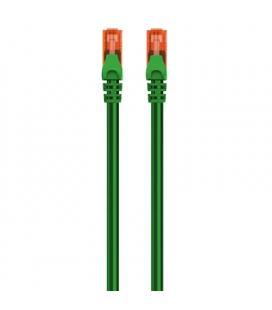 Ewent Cable de red Categoría 6 U/UTP 1mt verde