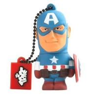 PENDRIVE TRIBE MARVEL CAPITAN AMERICA