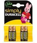 Duracell 002432 pila doméstica Batería de un solo uso AAA Alcalino - Imagen 8