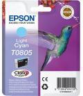TINTA EPSON T0805 CYAN LIGHT - Imagen 4