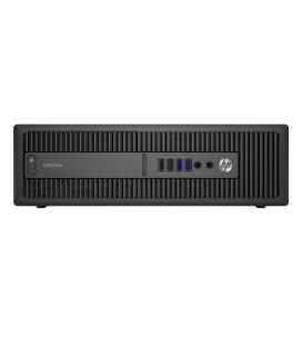800 G2 SFF i5-6500/8GB/256GB-SSD/DVDRW/W10P COA (R4) - Imagen 1