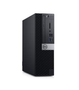 FlexIT Dell OptiPlex 7060 SFF (Refurbished), 3 GHz, 8th gen Intel® Core? i5, i5-8500, 8 GB, 256 GB, Windows 10 Pro