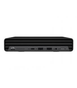 HP ProDesk 400 G6 - mini desktop - Core i5 10500T 2.3 GHz - 8 GB - SSD 256 GB - German