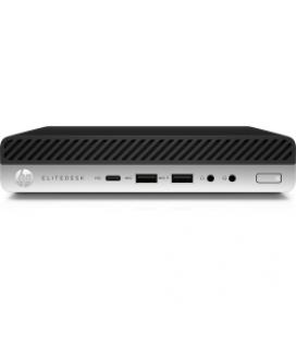 FlexIT HP EliteDesk 800 G3 MINI (Refurbished), 2.5 GHz, 6th gen Intel® Core? i5, i5-6500T, 8 GB, DDR4-SDRAM, 500 GB