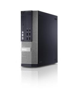 9020 SFF i5-4670/8GB/500GB/DVDRW/W7P COA (R4)