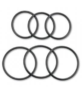 Gomas ajustables para soporte para bicicleta garmin 010-11430-01 - Imagen 1