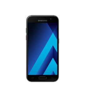 "Samsung Galaxy A5 (2017) SM-A520F 13,2 cm (5.2"") Android 6.0.16 4G USB Tipo C 3 GB 32 GB 3000 mAh Negro - Imagen 1"