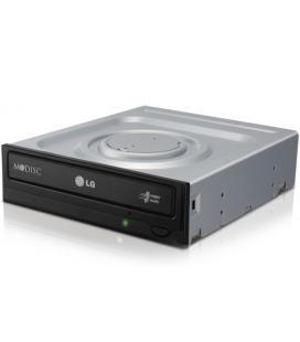 LG GH24NSC0 unidad de disco óptico Interno DVD Super Multi DL Negro - Imagen 1