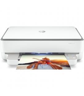 Multifunción hp envy 6020e wifi/ fax móvil/ dúplex/ blanca