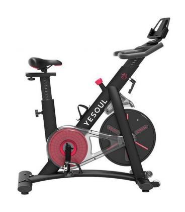 Bicicleta indoor yesoul s3 smart/ negra - Imagen 1