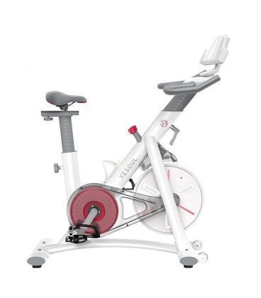 Bicicleta indoor yesoul s3 smart/ blanca - Imagen 1