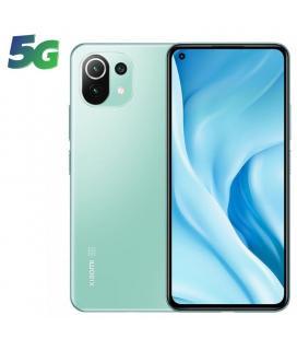 Smartphone xiaomi mi 11 lite 8gb/ 128gb/ 6.55'/ 5g/ verde menta - Imagen 1