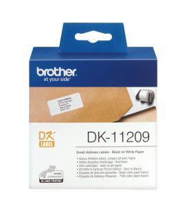 Brother Etiquetas precortadas de dirección pequeñas (papel térmico) - Imagen 1