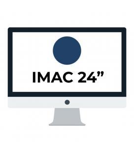 Apple imac 24' retina 4.5k/ chip m1 cpu 8 núcleos/ 8gb/ 512gb/ gpu 8 núcleos/ azul - Imagen 1