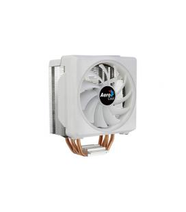 Ventilador con Disipador Aerocool Cyclon 4F/ 12cm/ Blanco