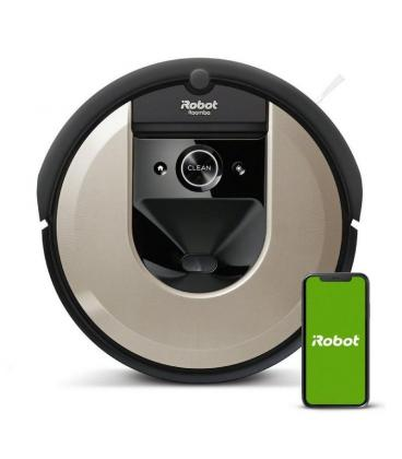 Robot aspirador irobot roomba i6 robot vacuum/ control por wifi - Imagen 1