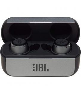 Auriculares bluetooth jbl reflect flow con estuche de carga/ autonomía 10h/ negros