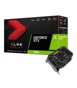 PNY VGA NVIDIA GTX 1660 XLR8 Gaming Single Fan